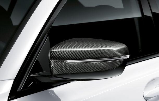 Pachete M Performance pentru noile BMW Seria 8 Gran Coupe și Seria 3 Touring: elemente noi de caroserie și accesorii speciale pentru interior - Poza 18