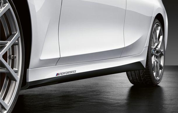 Pachete M Performance pentru noile BMW Seria 8 Gran Coupe și Seria 3 Touring: elemente noi de caroserie și accesorii speciale pentru interior - Poza 13