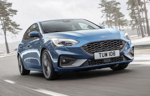 Informații noi despre Ford Focus ST: 0-100 km/h în 5.7 secunde și viteză maximă de 250 km/h - Poza 1