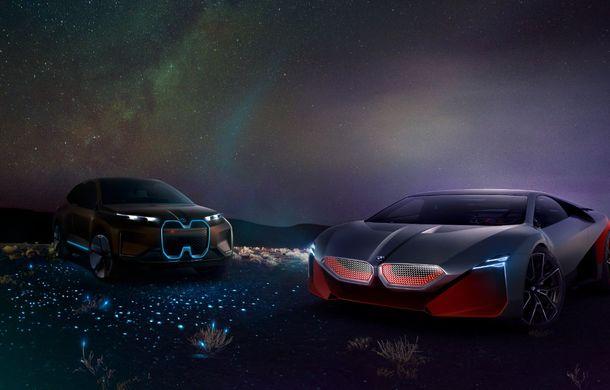 BMW a prezentat conceptul Vision M Next: prototipul cu sistem plug-in hybrid cu 600 CP anticipează viitorul modelelor din gama M - Poza 32