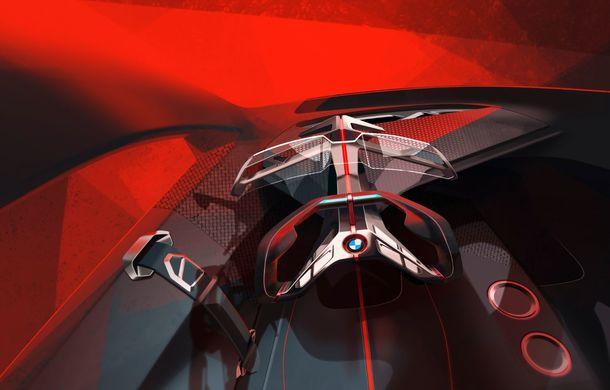 BMW a prezentat conceptul Vision M Next: prototipul cu sistem plug-in hybrid cu 600 CP anticipează viitorul modelelor din gama M - Poza 56