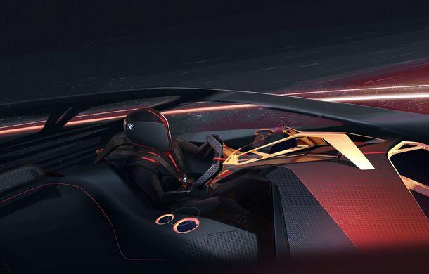 BMW a prezentat conceptul Vision M Next: prototipul cu sistem plug-in hybrid cu 600 CP anticipează viitorul modelelor din gama M - Poza 64