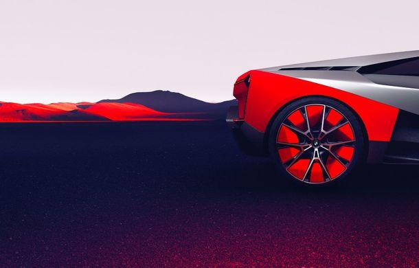 BMW a prezentat conceptul Vision M Next: prototipul cu sistem plug-in hybrid cu 600 CP anticipează viitorul modelelor din gama M - Poza 31