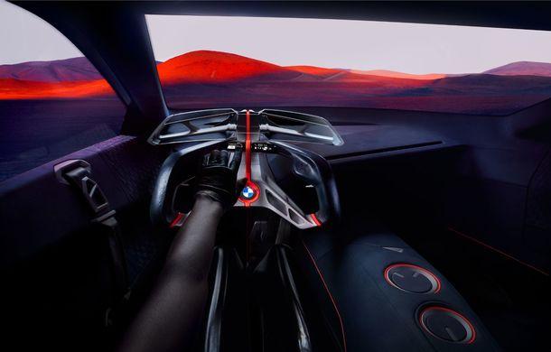 BMW a prezentat conceptul Vision M Next: prototipul cu sistem plug-in hybrid cu 600 CP anticipează viitorul modelelor din gama M - Poza 41