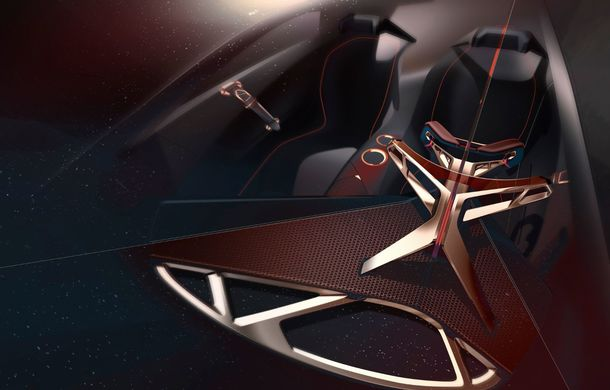 BMW a prezentat conceptul Vision M Next: prototipul cu sistem plug-in hybrid cu 600 CP anticipează viitorul modelelor din gama M - Poza 61