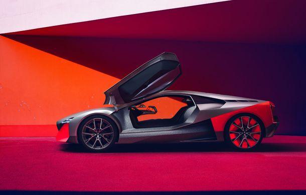 BMW a prezentat conceptul Vision M Next: prototipul cu sistem plug-in hybrid cu 600 CP anticipează viitorul modelelor din gama M - Poza 16