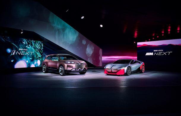 BMW a prezentat conceptul Vision M Next: prototipul cu sistem plug-in hybrid cu 600 CP anticipează viitorul modelelor din gama M - Poza 13