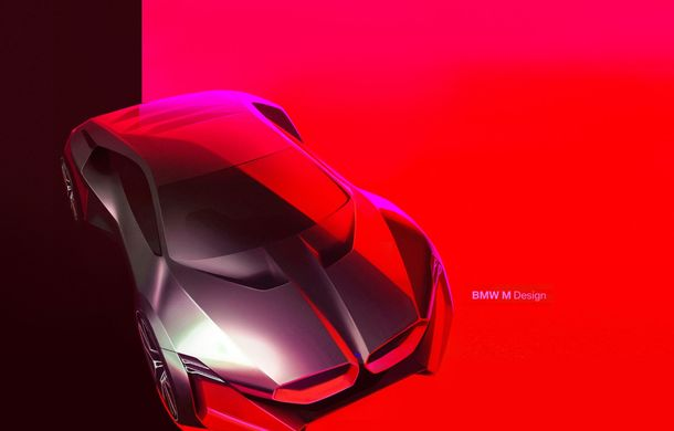 BMW a prezentat conceptul Vision M Next: prototipul cu sistem plug-in hybrid cu 600 CP anticipează viitorul modelelor din gama M - Poza 53