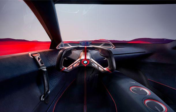 BMW a prezentat conceptul Vision M Next: prototipul cu sistem plug-in hybrid cu 600 CP anticipează viitorul modelelor din gama M - Poza 39