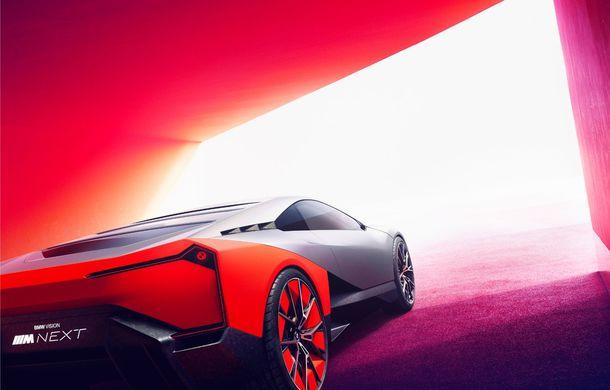 BMW a prezentat conceptul Vision M Next: prototipul cu sistem plug-in hybrid cu 600 CP anticipează viitorul modelelor din gama M - Poza 29