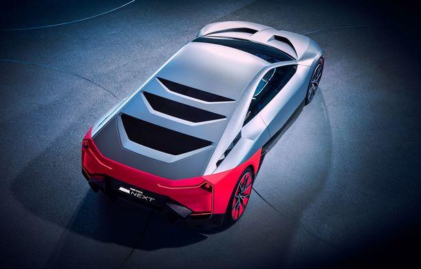 BMW a prezentat conceptul Vision M Next: prototipul cu sistem plug-in hybrid cu 600 CP anticipează viitorul modelelor din gama M - Poza 22