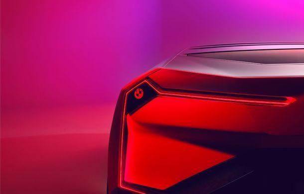 BMW a prezentat conceptul Vision M Next: prototipul cu sistem plug-in hybrid cu 600 CP anticipează viitorul modelelor din gama M - Poza 30