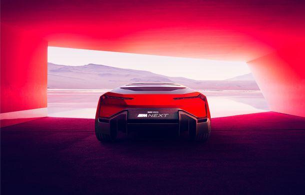 BMW a prezentat conceptul Vision M Next: prototipul cu sistem plug-in hybrid cu 600 CP anticipează viitorul modelelor din gama M - Poza 17
