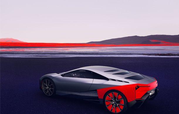 BMW a prezentat conceptul Vision M Next: prototipul cu sistem plug-in hybrid cu 600 CP anticipează viitorul modelelor din gama M - Poza 19