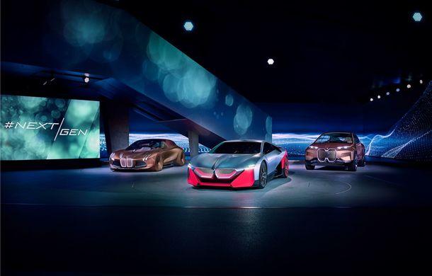 BMW a prezentat conceptul Vision M Next: prototipul cu sistem plug-in hybrid cu 600 CP anticipează viitorul modelelor din gama M - Poza 25