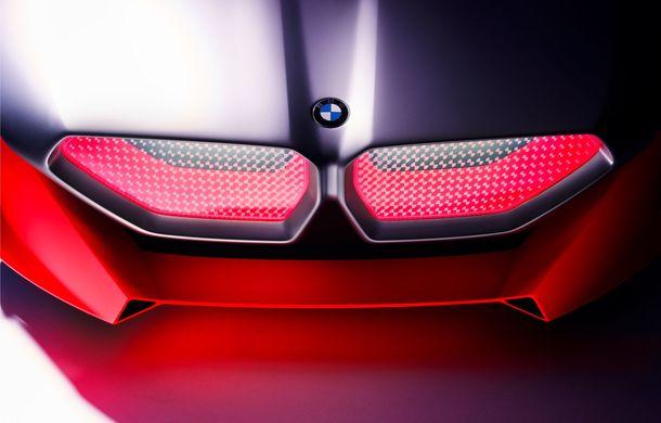 BMW a prezentat conceptul Vision M Next: prototipul cu sistem plug-in hybrid cu 600 CP anticipează viitorul modelelor din gama M - Poza 34