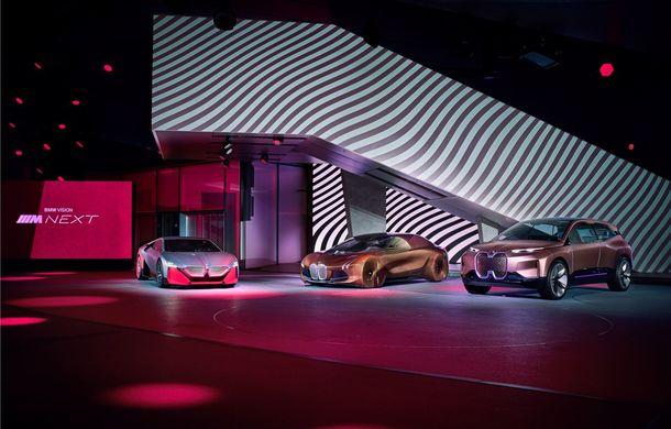 BMW a prezentat conceptul Vision M Next: prototipul cu sistem plug-in hybrid cu 600 CP anticipează viitorul modelelor din gama M - Poza 24
