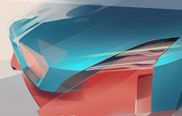 BMW a prezentat conceptul Vision M Next: prototipul cu sistem plug-in hybrid cu 600 CP anticipează viitorul modelelor din gama M - Poza 54