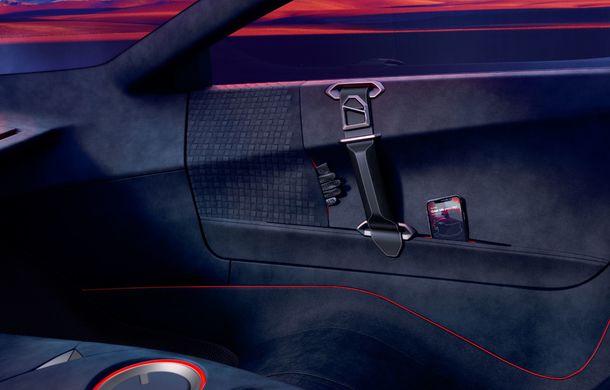 BMW a prezentat conceptul Vision M Next: prototipul cu sistem plug-in hybrid cu 600 CP anticipează viitorul modelelor din gama M - Poza 46