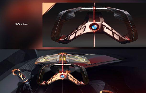 BMW a prezentat conceptul Vision M Next: prototipul cu sistem plug-in hybrid cu 600 CP anticipează viitorul modelelor din gama M - Poza 58