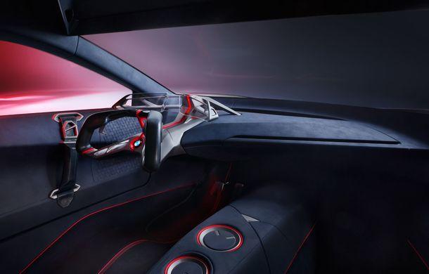 BMW a prezentat conceptul Vision M Next: prototipul cu sistem plug-in hybrid cu 600 CP anticipează viitorul modelelor din gama M - Poza 40