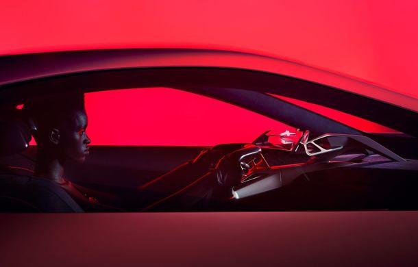 BMW a prezentat conceptul Vision M Next: prototipul cu sistem plug-in hybrid cu 600 CP anticipează viitorul modelelor din gama M - Poza 50