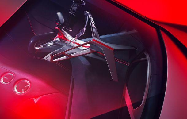 BMW a prezentat conceptul Vision M Next: prototipul cu sistem plug-in hybrid cu 600 CP anticipează viitorul modelelor din gama M - Poza 47