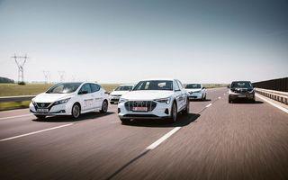 Piața auto din România în luna mai: declinul mașinilor diesel continuă, iar mașinile electrice și hibride ating cote de piață record