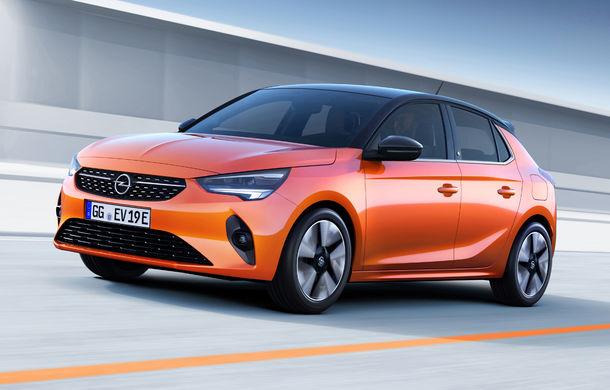 Opel Corsa-e pornește de la 29.600 de euro pe piața din România: livrările debutează în primăvara anului viitor - Poza 1