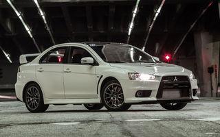 Mitsubishi Lancer Evolution ar putea reveni în oferta producătorului nipon: modelul va miza pe viitoarea motorizare a lui Renault Megane RS