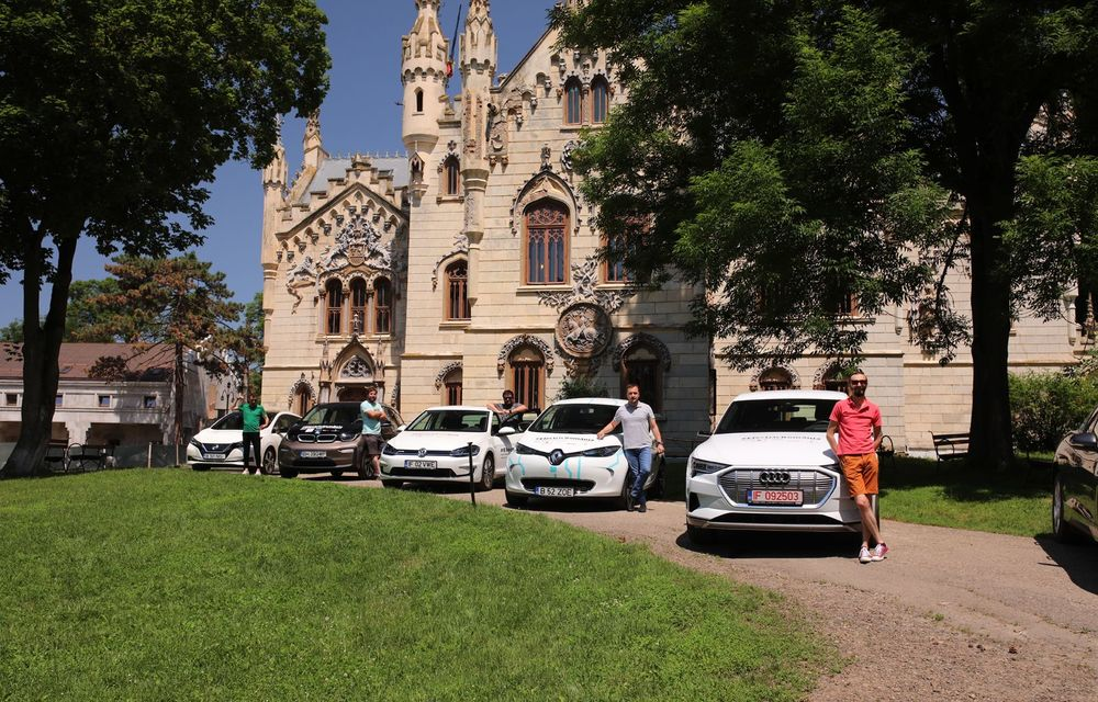 Cifrele finale ale turului României cu mașini electrice - cât am mers, cât am încărcat, cât ne-a costat tot în #ElectricRomânia powered by Kaufland - Poza 70
