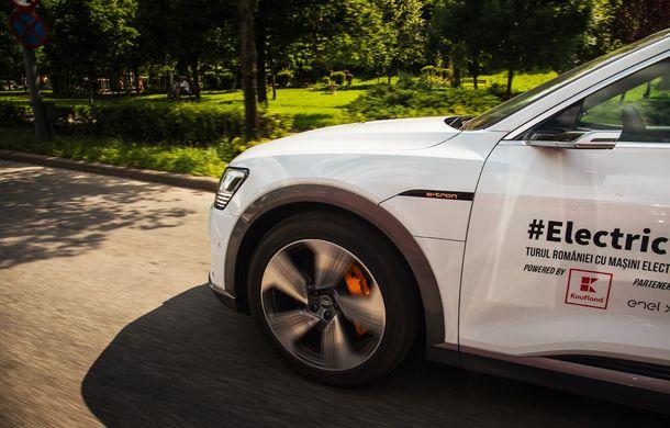 Cifrele finale ale turului României cu mașini electrice - cât am mers, cât am încărcat, cât ne-a costat tot în #ElectricRomânia powered by Kaufland - Poza 451