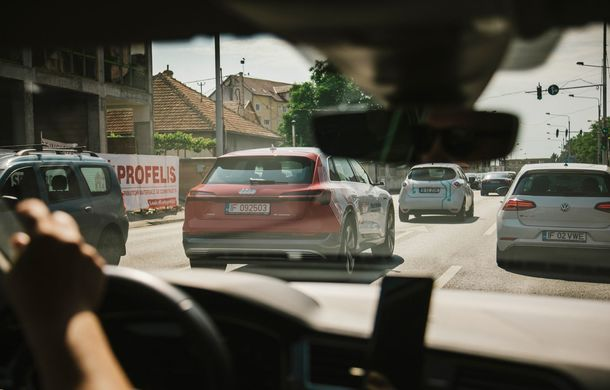 Cifrele finale ale turului României cu mașini electrice - cât am mers, cât am încărcat, cât ne-a costat tot în #ElectricRomânia powered by Kaufland - Poza 426