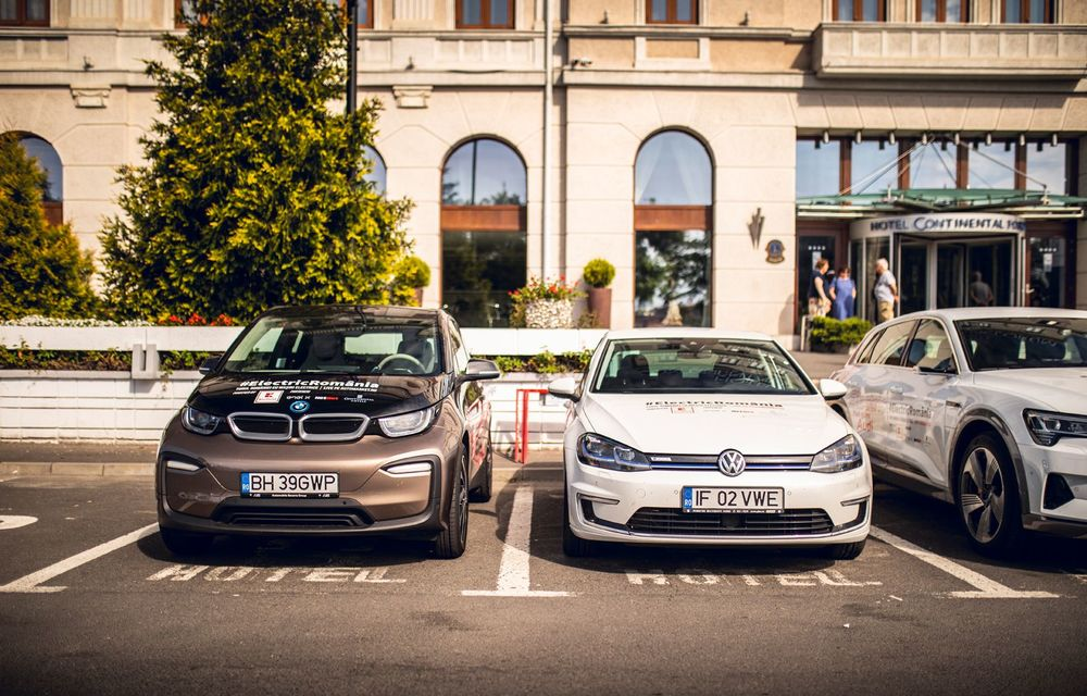 Cifrele finale ale turului României cu mașini electrice - cât am mers, cât am încărcat, cât ne-a costat tot în #ElectricRomânia powered by Kaufland - Poza 411