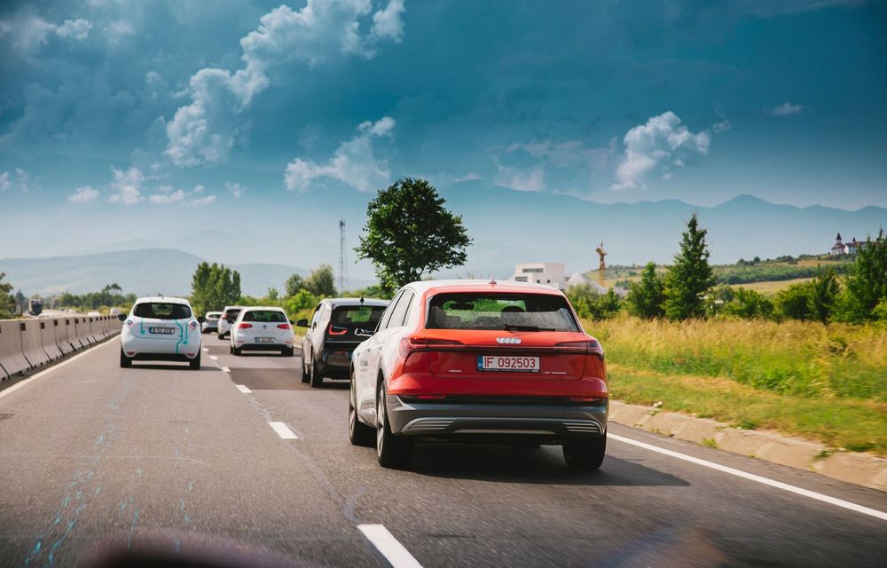 Cifrele finale ale turului României cu mașini electrice - cât am mers, cât am încărcat, cât ne-a costat tot în #ElectricRomânia powered by Kaufland - Poza 431