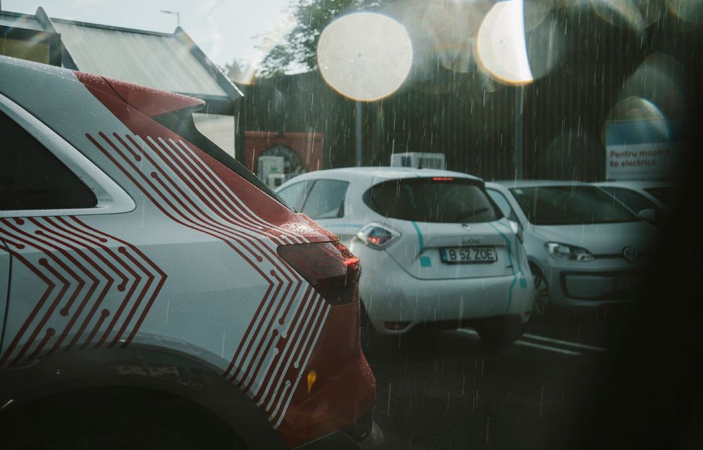 Cifrele finale ale turului României cu mașini electrice - cât am mers, cât am încărcat, cât ne-a costat tot în #ElectricRomânia powered by Kaufland - Poza 341