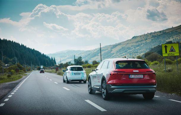 Cifrele finale ale turului României cu mașini electrice - cât am mers, cât am încărcat, cât ne-a costat tot în #ElectricRomânia powered by Kaufland - Poza 155