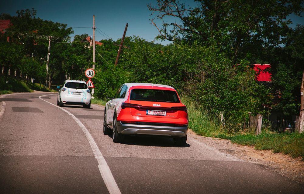 Cifrele finale ale turului României cu mașini electrice - cât am mers, cât am încărcat, cât ne-a costat tot în #ElectricRomânia powered by Kaufland - Poza 212