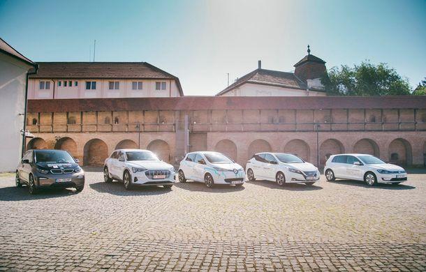 Cifrele finale ale turului României cu mașini electrice - cât am mers, cât am încărcat, cât ne-a costat tot în #ElectricRomânia powered by Kaufland - Poza 197