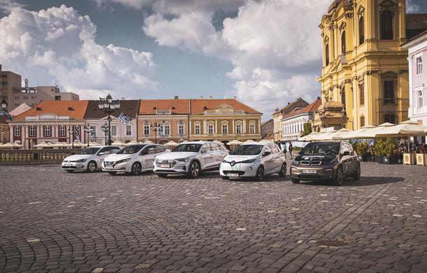 Cifrele finale ale turului României cu mașini electrice - cât am mers, cât am încărcat, cât ne-a costat tot în #ElectricRomânia powered by Kaufland - Poza 1