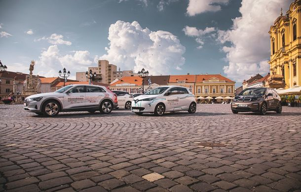 Cifrele finale ale turului României cu mașini electrice - cât am mers, cât am încărcat, cât ne-a costat tot în #ElectricRomânia powered by Kaufland - Poza 330