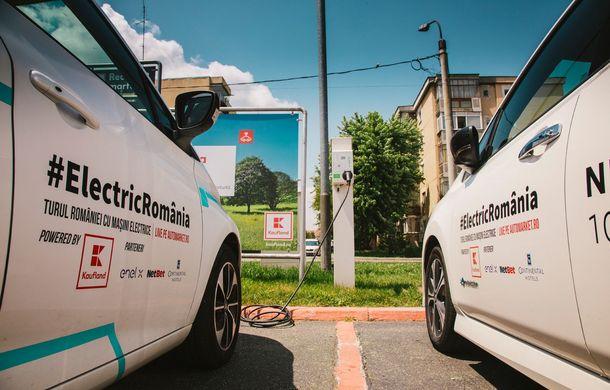 Cifrele finale ale turului României cu mașini electrice - cât am mers, cât am încărcat, cât ne-a costat tot în #ElectricRomânia powered by Kaufland - Poza 450