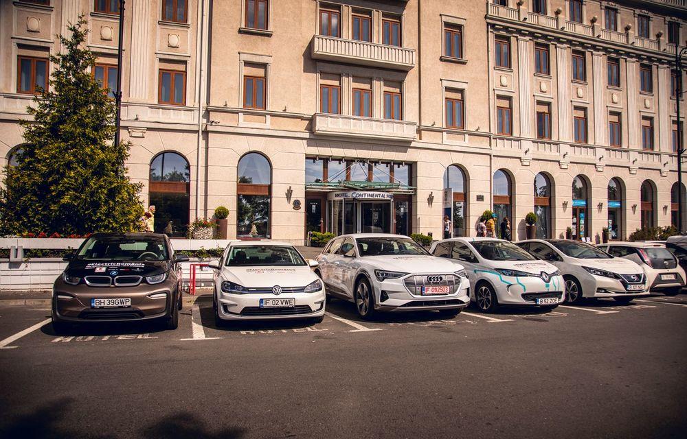 Cifrele finale ale turului României cu mașini electrice - cât am mers, cât am încărcat, cât ne-a costat tot în #ElectricRomânia powered by Kaufland - Poza 413