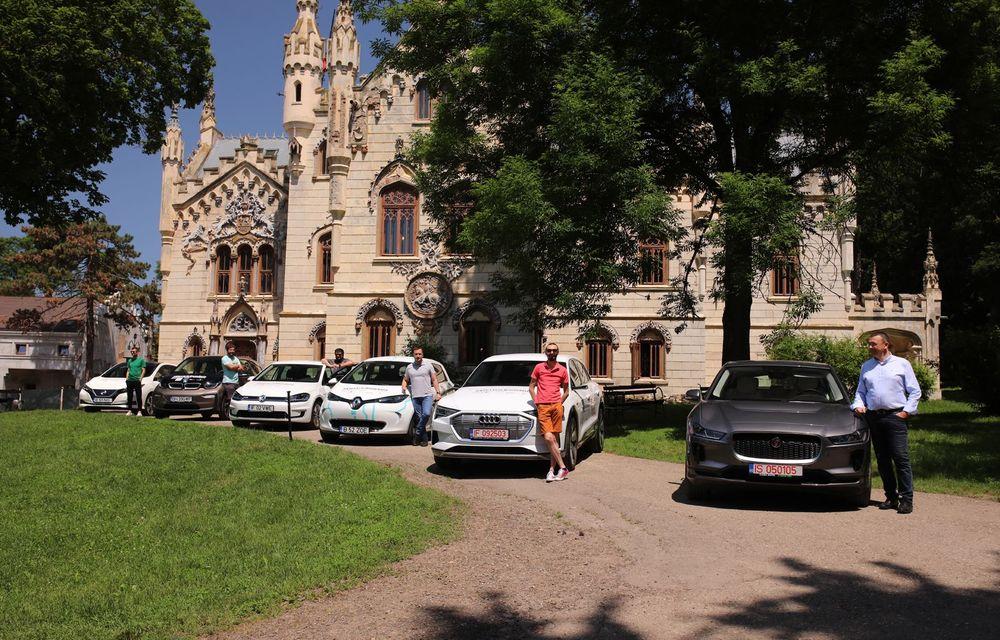 Cifrele finale ale turului României cu mașini electrice - cât am mers, cât am încărcat, cât ne-a costat tot în #ElectricRomânia powered by Kaufland - Poza 71
