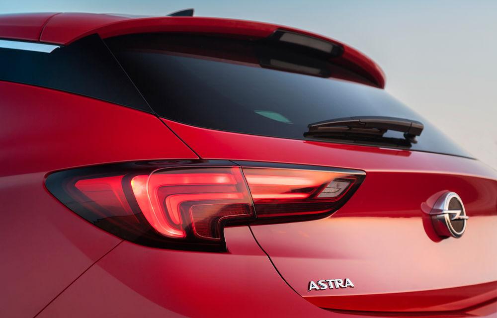 Noua generație Opel Astra va avea versiune plug-in hybrid: lansarea va avea loc în 2021 - Poza 1