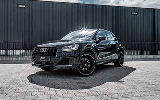 Audi SQ2 primește modificări din partea ABT: 350 de cai putere și 0-100 km/h în 4.6 secunde