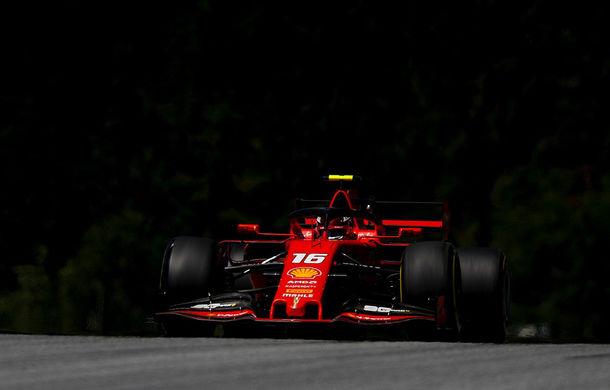 Hamilton și Leclerc, cei mai rapizi în antrenamentele de vineri din Austria: accidente pentru Bottas, Verstappen și Hulkenberg - Poza 1