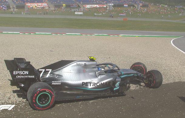 Hamilton și Leclerc, cei mai rapizi în antrenamentele de vineri din Austria: accidente pentru Bottas, Verstappen și Hulkenberg - Poza 4