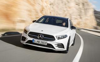 Mercedes-Benz pregătește o versiune plug-in hybrid pentru Clasa A: viitorul A250e va oferi o autonomie electrică de până la 60 de kilometri