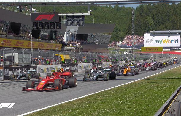 Verstappen a câștigat cursa din Austria după un start ratat! Leclerc și Bottas au completat podiumul - Poza 3